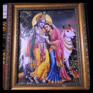 Other - Indian love Painting